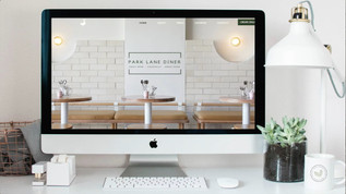 Park Lane Diner | CreativeByCourt