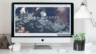 Flora and Poppy   CreativeByCourt