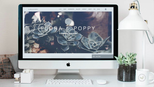 Flora and Poppy | CreativeByCourt