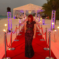 Performing in the Maldives NYE 2020