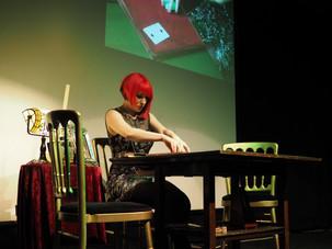 CHEAT. Edinburgh Fringe 2016