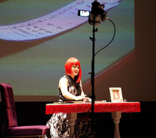 Performing at The Tyneside Magic convention Gala show