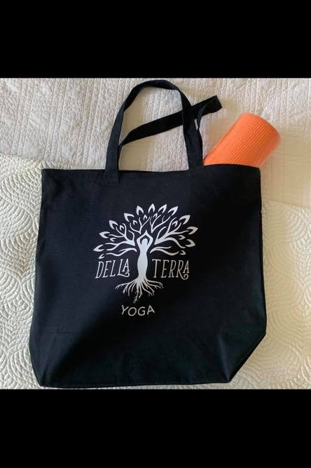 Dellaterra Yoga Canvas bag