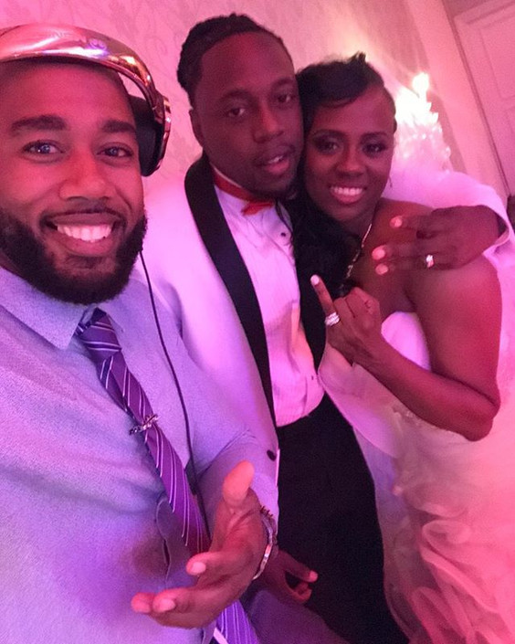 #Reemie📸 Flickin it with the Groom & Br