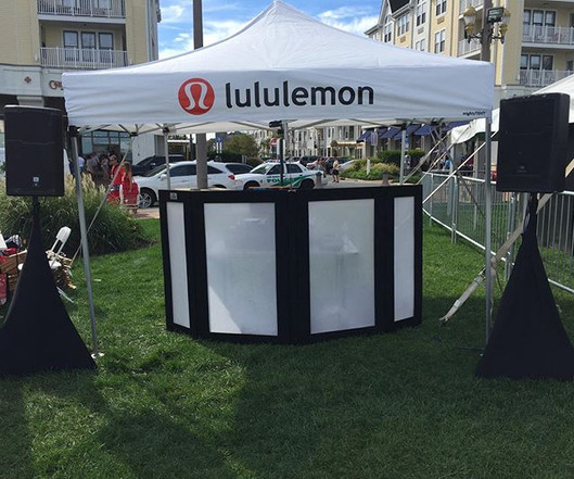 Making some noise with _lululemon at Pie