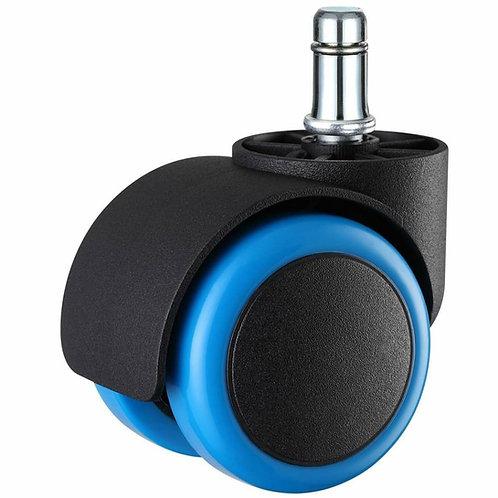 Blue nylon wheel