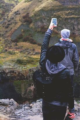miles canyon audio walking tour