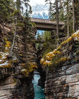 bridge river mountain audio driving tour