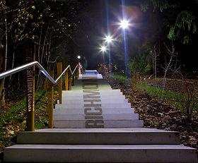 Richmond staircase Halifax audio walking tour