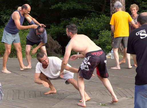 Atelier GLOBAL SYSTEMA : perception & mouvement