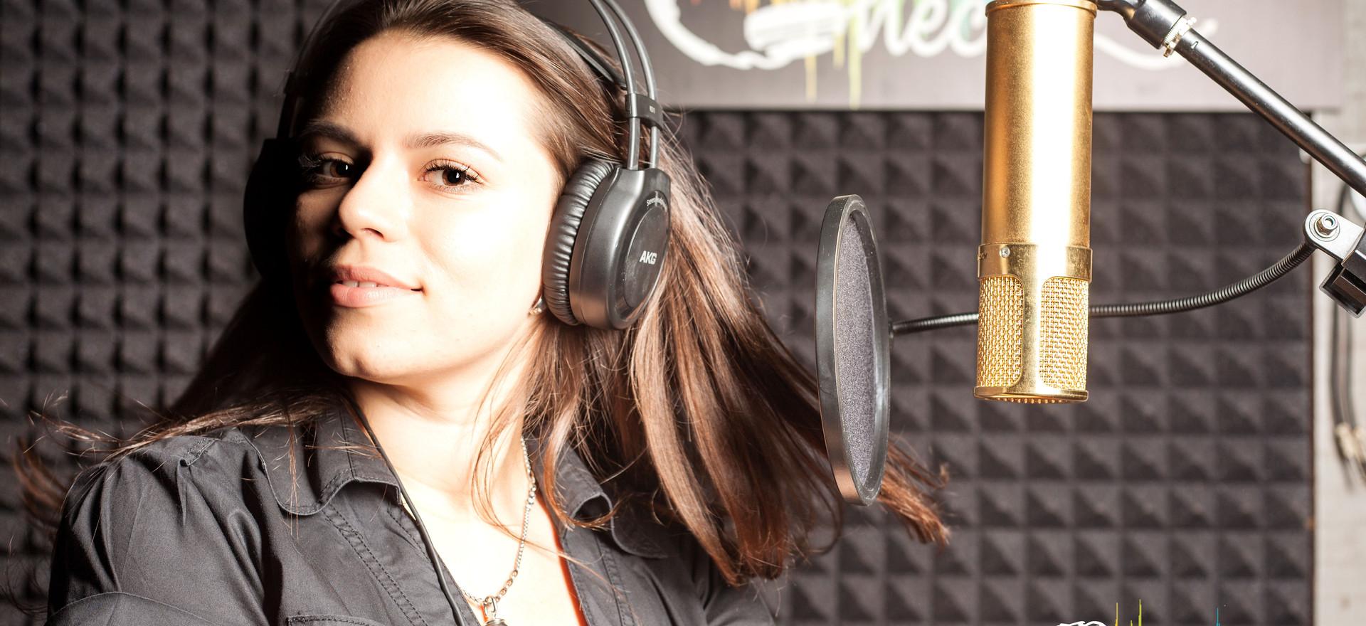 Акустическая комната студии звукозаписи CheckRecords