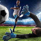 Footbal_Men_Goalkeeper_(football)_Two_Ba