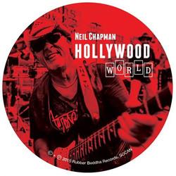 Neil Chapman CD Cover & Insert