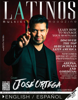 Latinos Magazine - Cover