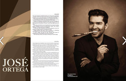 Latinos Magazine - Spread