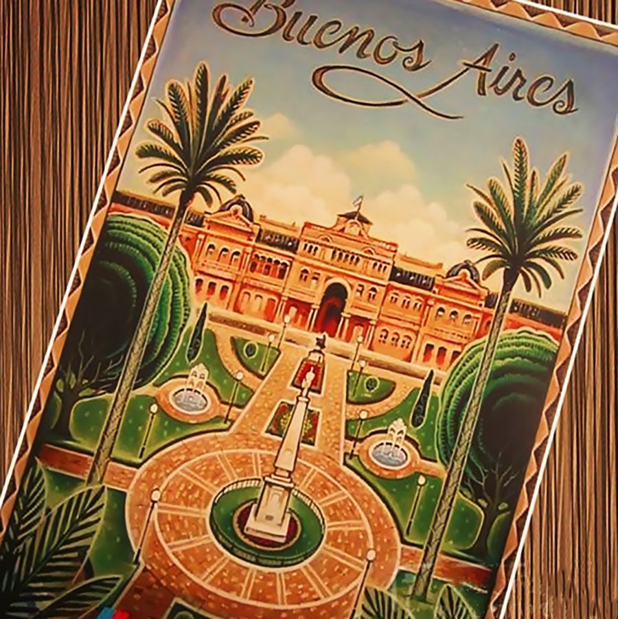 Argentina-Buenos-Aires-Travel-Tour-Retro