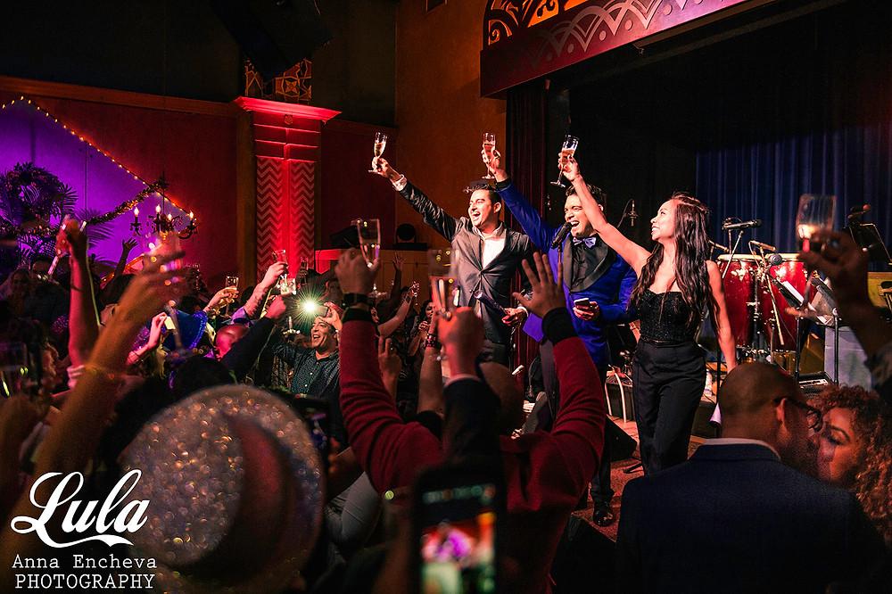 New Years Eve Lula Lounge Toronto