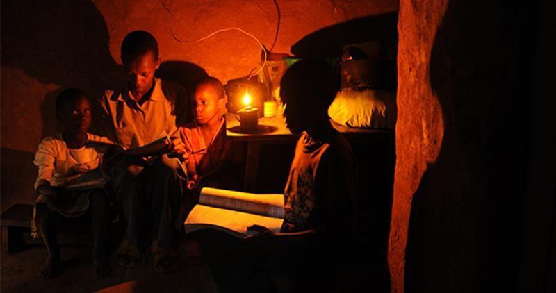 A rural home in sub-Saharan Africa. Source: ask.naija.ng