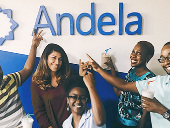 Andela just got bigger with series C funding of $40 Million