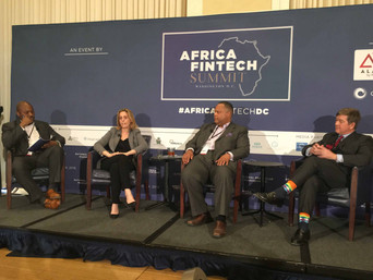 Highlights of the Africa Fintech Summit Washington DC