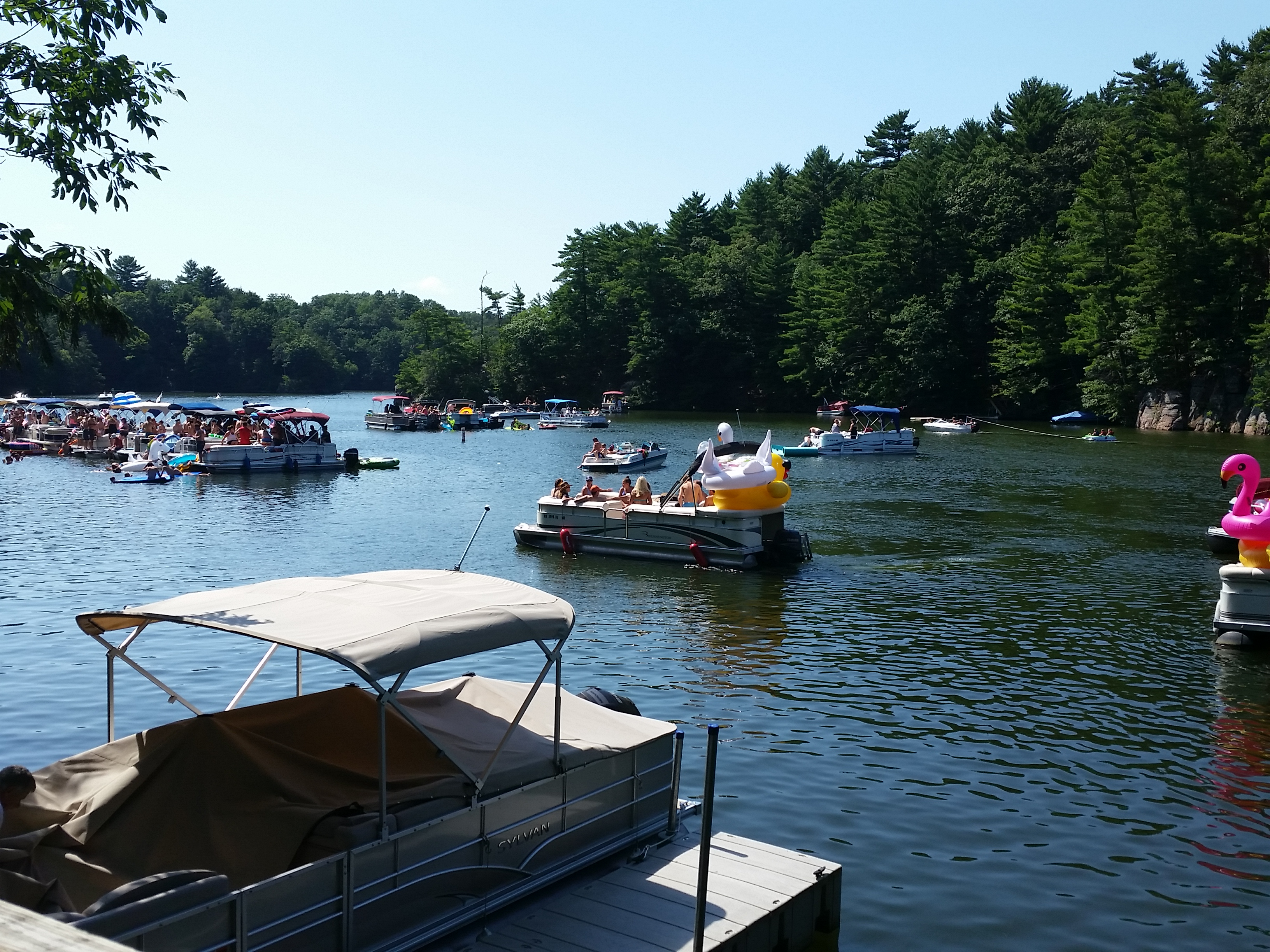 2017 Pontoon Party 07
