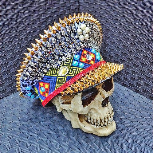 MULTISHINE Festival Captain Hat [ALL Sizes]