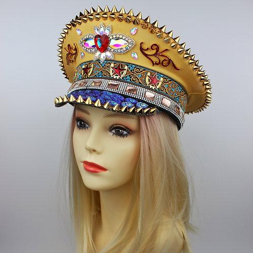 BUTINETTE Festival Captain Hat