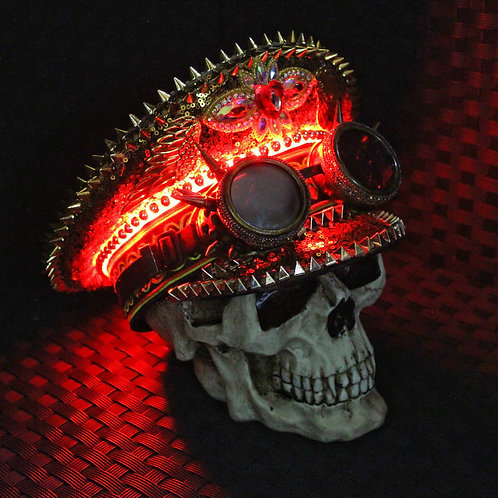 GOLDWING Festival Captain Hat - [LED Lights] [ALL Sizes]