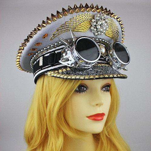 ZINCMA2 Festival Captain Hat - [LED Lights] [ALL Sizes]