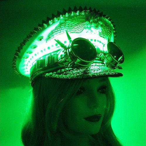 ZINCMA Festival Captain Hat - [LED Lights] [ALL Sizes]