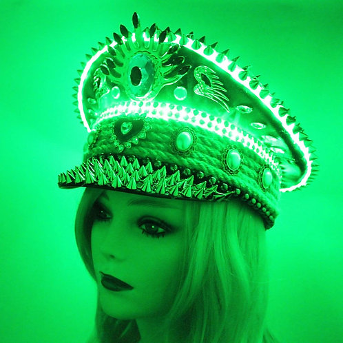 SAILORI Festival Captain Hat - [LED Lights] [ALL Sizes]