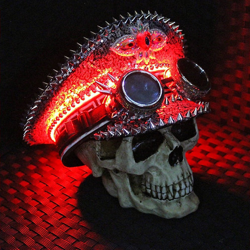 SILVERWING3 Festival Captain Hat - [LED Lights] [ALL Sizes]