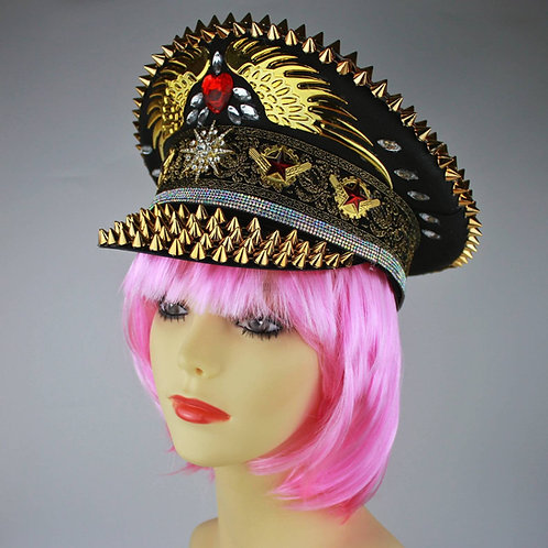 BOSSI Festival Captain Hat [ALL Sizes]