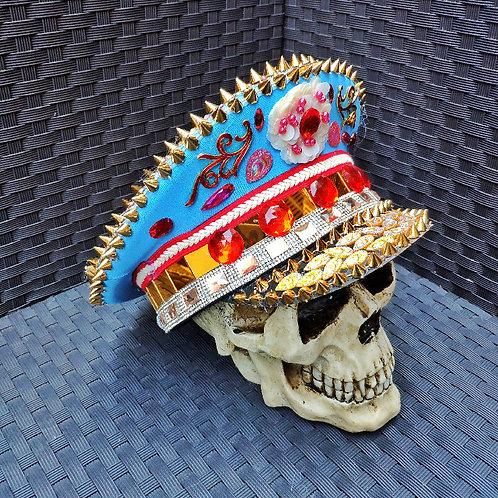 FORELSKET Festival Captain Hat