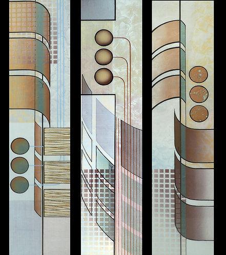Azimuth Triptych