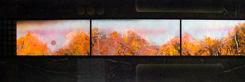 Window: Autumn