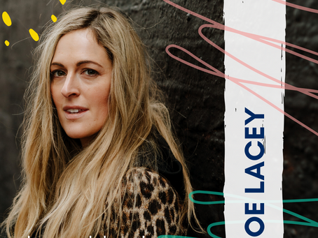 Imagine All The People #01 // Zoe Lacey, The Golden Letter