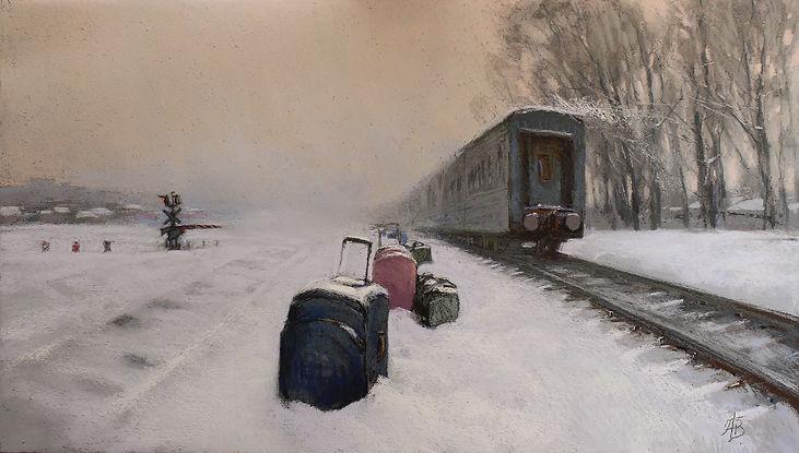 171 Поезд в один конец, Посвящается моем