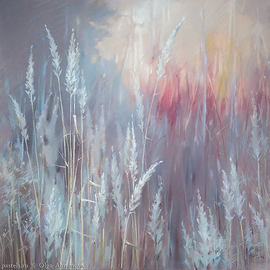 Подлесок Undergrowth 50x50. 2016