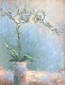11.  Орхидеи / Orchids 30x40 cm, 2019