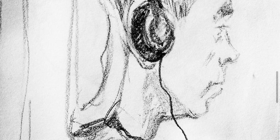Портретные зарисовки с Натальей Кузнецовой