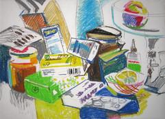 denisova_elena_ mountain of pills_41_5x57_5.