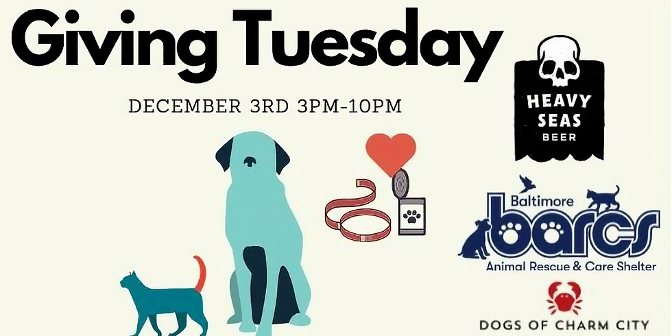 Giving Tuesday featuring BARCS