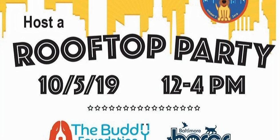 The Buddy Foundation of Maryland Rooftop Party