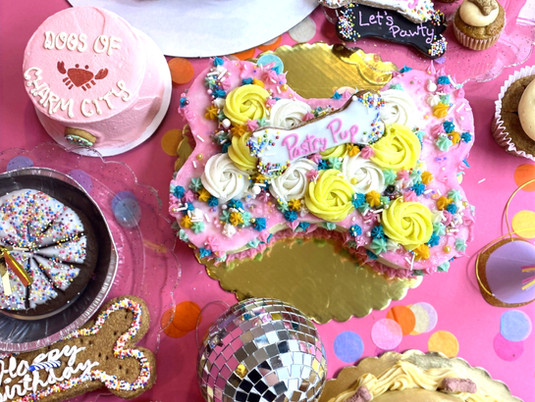 The Top Dog Birthday Cakes in Maryland