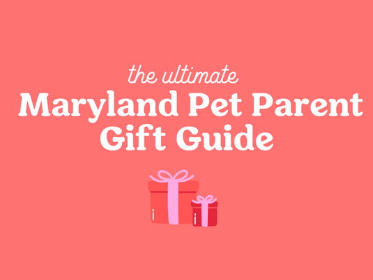 The Ultimate Maryland Pet Parent Holiday Gift Guide