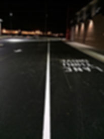 Asphalt Striping Services Wendy's Middletown Delaware