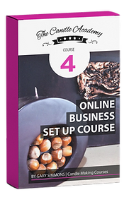 onlinecandle making course 4 content