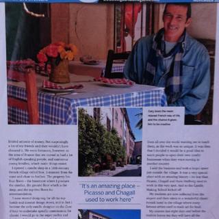 Living Abroad Magazine