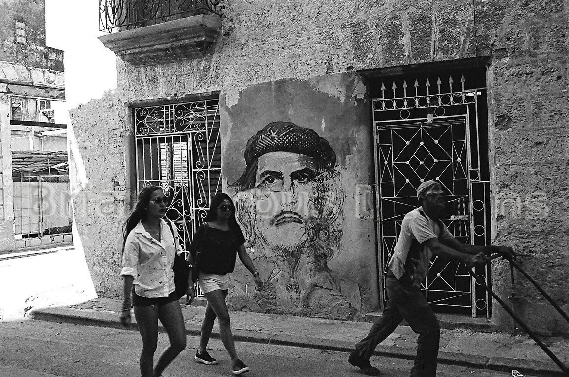 Havana, Cuba walk about